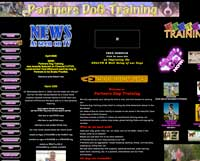 Partners Dog Training Website